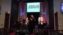 Angela Primm sings Jesus, Oh What A Wonderful Child.flv