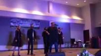 Miranda C Willis sings He's Able @ Philippi Church.flv