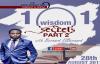101 WISDOM SECRETS (PT. II) WITH PROPHET BERNARD ELBERNARD NELSON-ESHUN.mp4