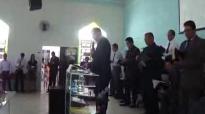 Assembleia De Deus  Pastor Sandro Fontoura  Pregao parte da manh