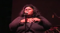 Kim Burrell sings Live in London Friday 21st September 2007.flv