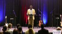 Israel Onoriobe at Newlife Christian Centre PERTH.mp4