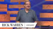 Rick Warren  Your Life Support System