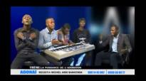Michel Bakenda à l'émission Congo Web avec maman Marceline.flv