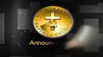 Mt. Zion Nashville Church Announcements December 2, 2012 Bishop Joseph walker 111