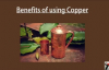 Health benefits of copper