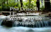 New I EXALT THEE by Phil Driscoll w lyrics