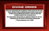 Divine Order for your Life 1 of 4 by Pastor Matthew Ashimolowo