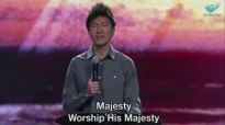 Majesty (Jack W. Hayford) @ City Harvest Church.flv