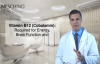 Vitamin B12 Cobalamin For Energy, Brain Function and More