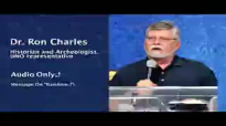 The Rainbow-English- Malayalam Christian Sermon by Dr Ron Charles Historian and Archeologist.flv