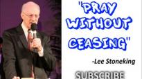 Pray Without Ceasing  Lee Stoneking