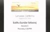 Lancaster Prophetic Conference 1014 Sadhu Sundar Selvaraj Session 3