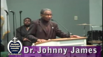 Dr Johnny James The Walking Bible Explains Water Baptism