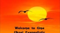 Dr Uma Ukpai wednesday fellowship July 31st 2013