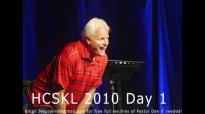 HCSKL 2010- Week 1 Session 1 Monday- Dan Mohler (School of Kingdom Living).mp4