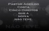 Pastor Adeido Costa  Cinco direitos que a noiva no teve
