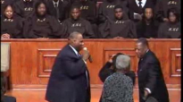 Pastor Kim Burrell - Because He Lives.flv