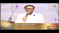 Pastor John Hannah Lets Make A Deal