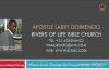 apostle larry dorkenoo frustrating the grace on one's life part2 sun 20 mar 2016.flv