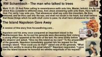 RW Schambach - Faith - The Man Who Talked to Trees