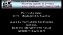 Zig Ziglar, Strategies For Success Intro, Part 1 - to purchase, go to Ziglar.com.mp4