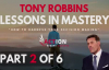 Tony Robbins - Lessons In Mastery - How To Harness Your Decision Making (Part 2 .mp4