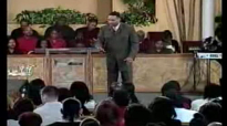 Zachary Tims SERMON CLOSE Hates Authority in Church.flv