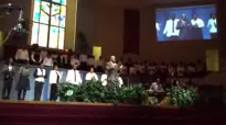 Jason Nelson Singing I Am at The First Cathedral's #MLK #.flv