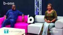 Soeur L'Or Mbongo dans Ta Grandeur.flv