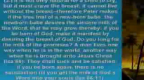 The Last Sermon of John Bunyan, Part 2  With Text