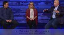 Pastor Kerry Shook, Guests Alan and Lisa Robertson 'From Mess to Masterpiece' (Nov 23, 2015).flv