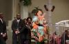 Kathy Taylor at Pastor Kevin Hines 2nd Anniversary.flv