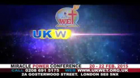 MIRACLE POWER CONFERENCE UKWET 2015.flv