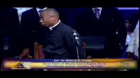 I Aint Scared  Rev. Dr. Marcus D. Cosby