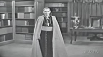 The Divine Sense of Humor (Part 1) - Archbishop Fulton Sheen.flv