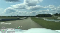 Storm At Pittsburgh International Raceway.mp4