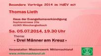 Thomas Lieth - Drei Männer am Kreuz.flv