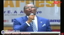 Pastor J.T Kalejaye Sermon @ RCCG February 2016 HOLY GHOST SERVICE Arresting The Arrester.flv