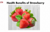 Health Benefits of Strawberry  Top 10 Benefits  Health Benefits  Easy Recipes