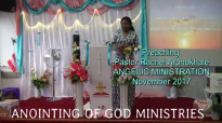 Preaching Pastor Rachel Aronokhale AOGM ANGELIC MINISTRATION 19.11.2017.mp4