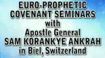Prophetic Covenant Seminars Pastors Promo Video - Pastor John Sagoe ( Host).flv