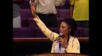 Benita Washington - You Are My Strength.flv