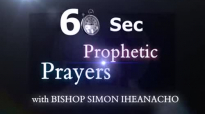 60 SEC Prophetic Prayers! (Reviving your God giving Visions).flv