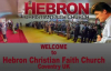 Hebron Christian Faith Church, Pastor John Quintanilla - Sunday 6th December 2015.flv