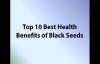 Top 10 Best Health Benefits of Black Seeds
