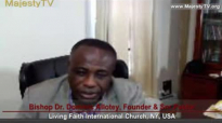 Bishop Dominic Allotey brings greetings on Majesty TV.flv