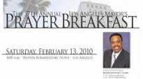Los Angeles Mayor's Prayer Breakfast by BISHOP KENNETH C ULMER.flv