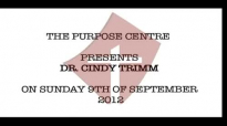 Dr. Cindy Trimm I @ The Purpose Centre on 9th September 2012.mp4