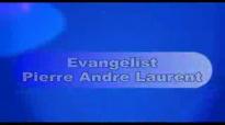Evangelist Pierre Andre Laurent at Ebenezer Haitian Baptist in Philadelphia 2013 Part I.flv